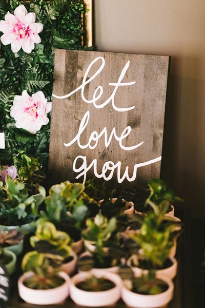best garden wedding ideas
