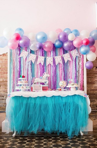 Unicorn Birthday Party Ideas