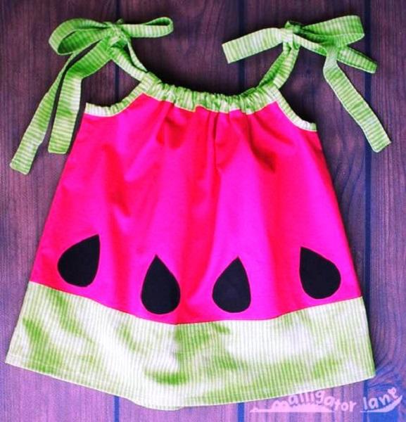 Watermelon Birthday Costumes