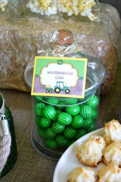 Watermelon Birthday Food