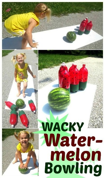 Watermelon Birthday Games