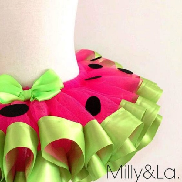Watermelon Birthday Costumes
