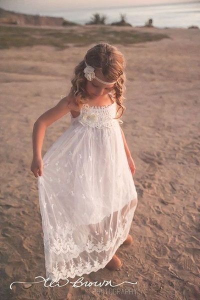 Flower Girl Dresses That Will Turn Them Into Little Ladies