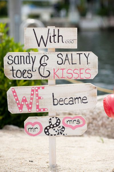 beach-wedding-quotes-and-sayings - Pink Lover