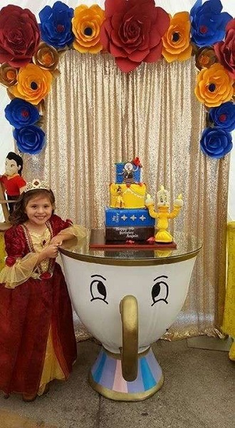 Beauty And The Beast Birthday Party Ideas Best For Little