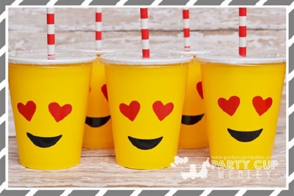DIY Emoji Party Ideas