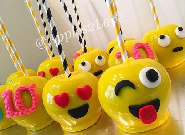 Emoji Birthday Food Ideas