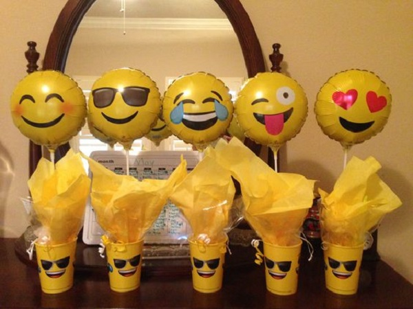 Emoji Birthday Ideas