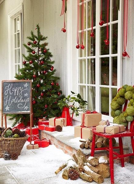 Diy Outdoor Christmas Decoration Ideas