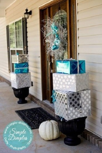 Recycled Christmas Decorations