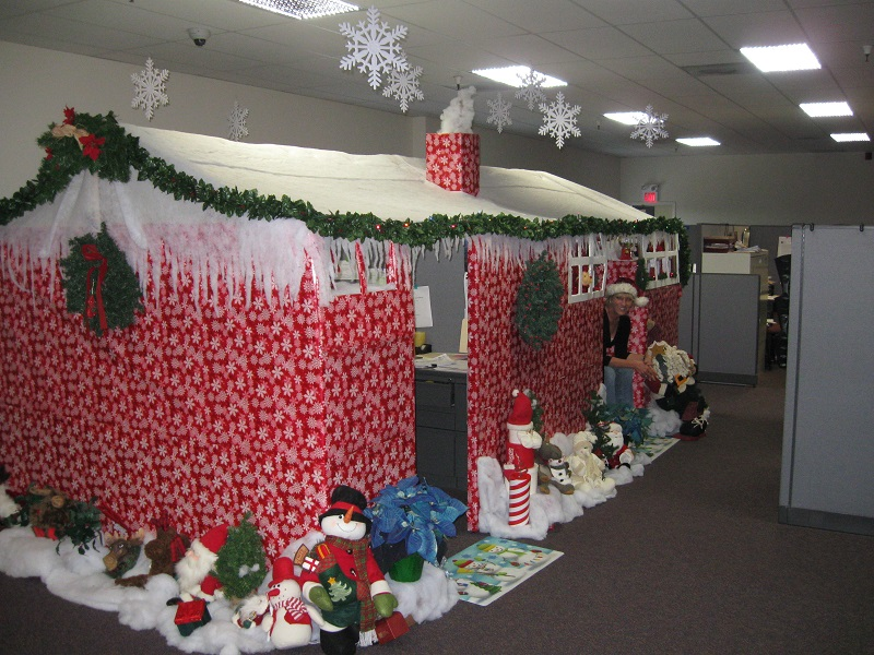 office christmas decoration ideas creative office christmas decorations