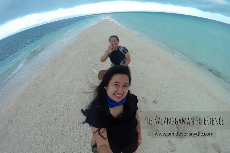 The Kalanggaman island Tour