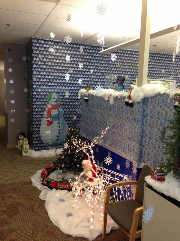 Christmas Winter Decorating Ideas