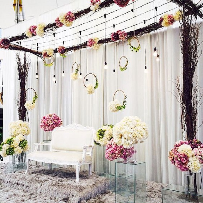 diy wedding decoration ideas that would make your big day magical. Black Bedroom Furniture Sets. Home Design Ideas