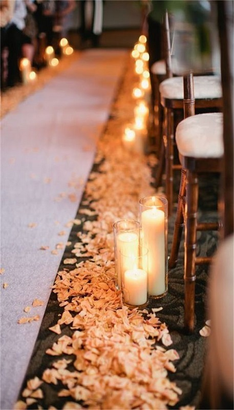 cheap-wedding-aisle-decorations