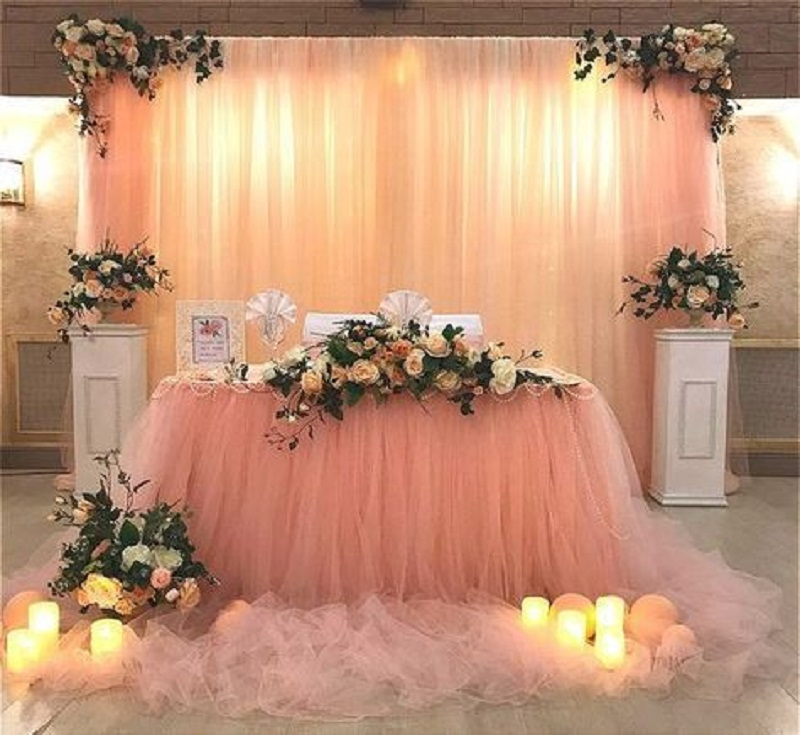 Diy wedding decoration ideas that would make your big day for Wedding backdrops