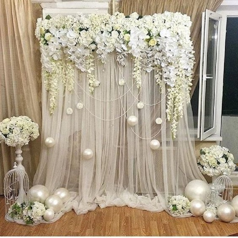 Wedding Photo Booth Backdrop Ideas: DIY Wedding Decoration Ideas That Would Make Your Big Day