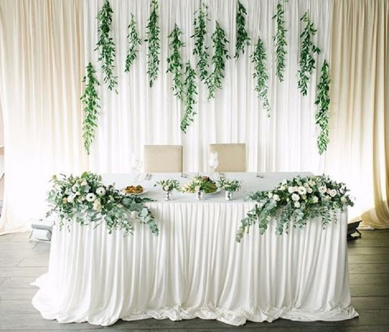 Wedding Head Table Ideas: DIY Wedding Decoration Ideas That Would Make Your Big Day