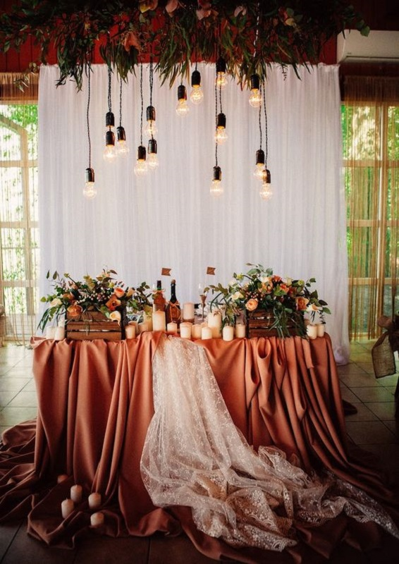 Diy wedding decoration ideas that would make your big day for Backdrop decoration ideas