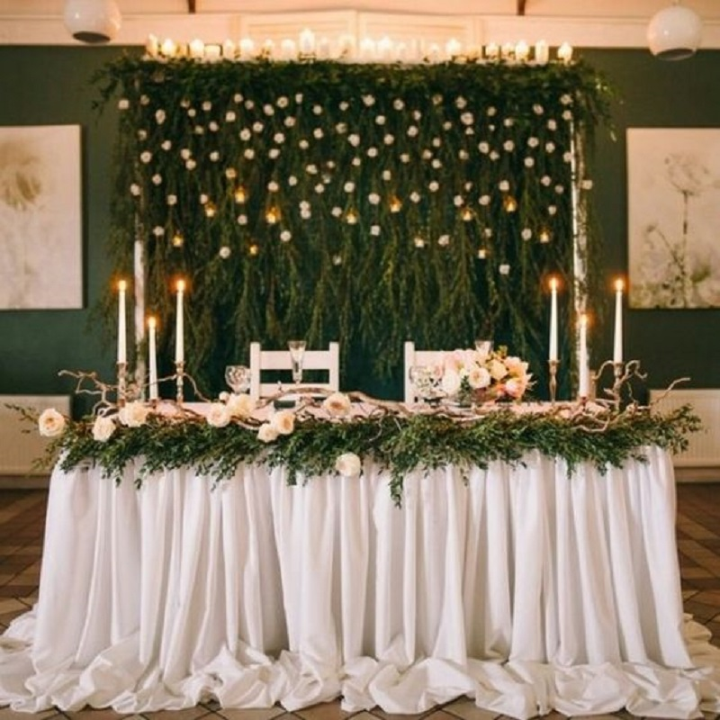 Diy wedding decoration ideas that would make your big day magical image source easy wedding decorating ideas junglespirit Gallery