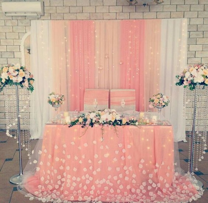 Diy wedding decoration ideas that would make your big day magical image source easy wedding decorations junglespirit Gallery