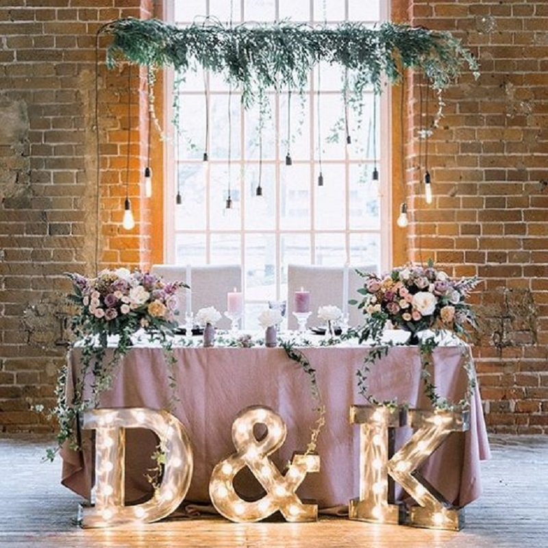 Diy wedding decoration ideas that would make your big day magical image source simple wedding backdrop ideas junglespirit Images
