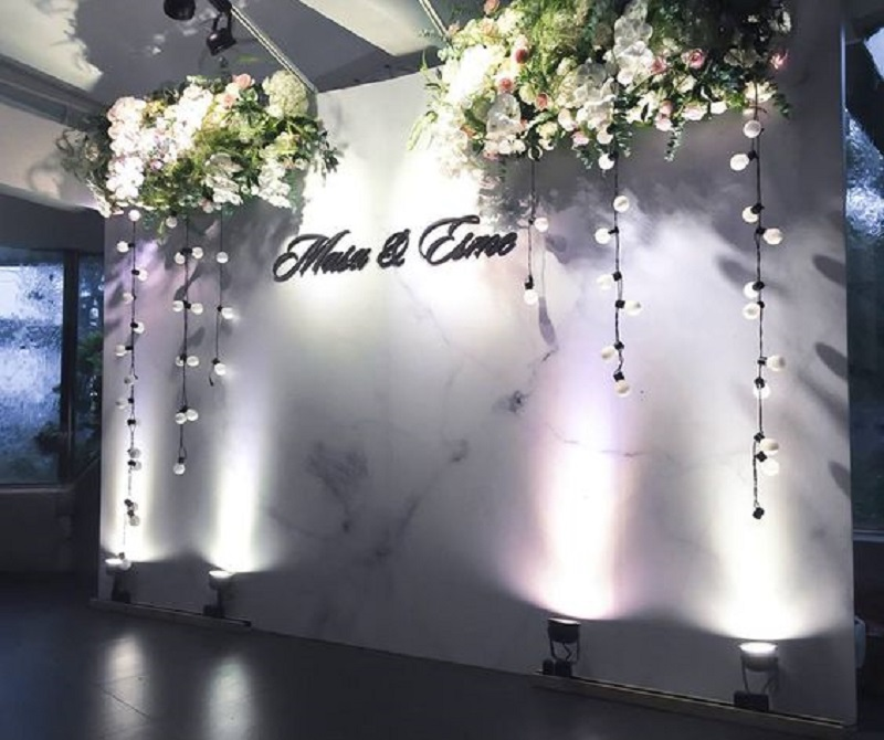 Magical Wedding Backdrop Ideas: DIY Wedding Decoration Ideas That Would Make Your Big Day